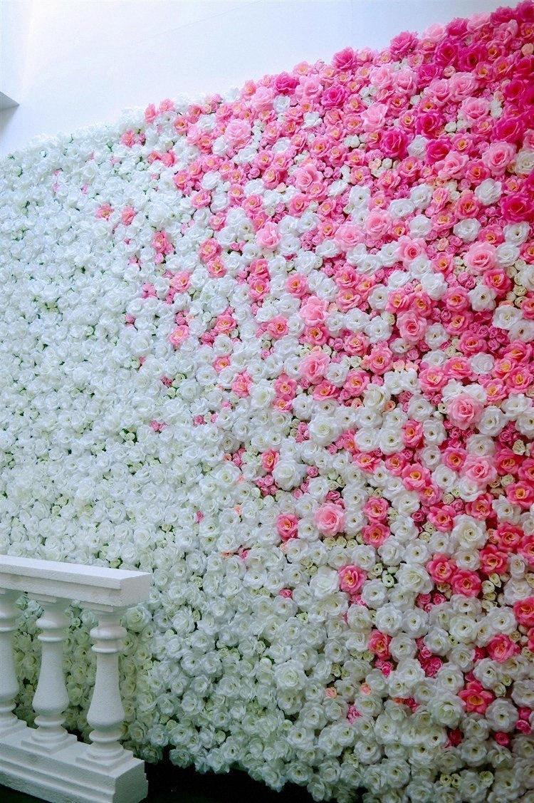 19style 8cm Roses artificielles capitules Tissu FlowersDecorative Fleurs mariage Bouquet bricolage Faux Centerpieces Couronne T2I5594 OZOJ #