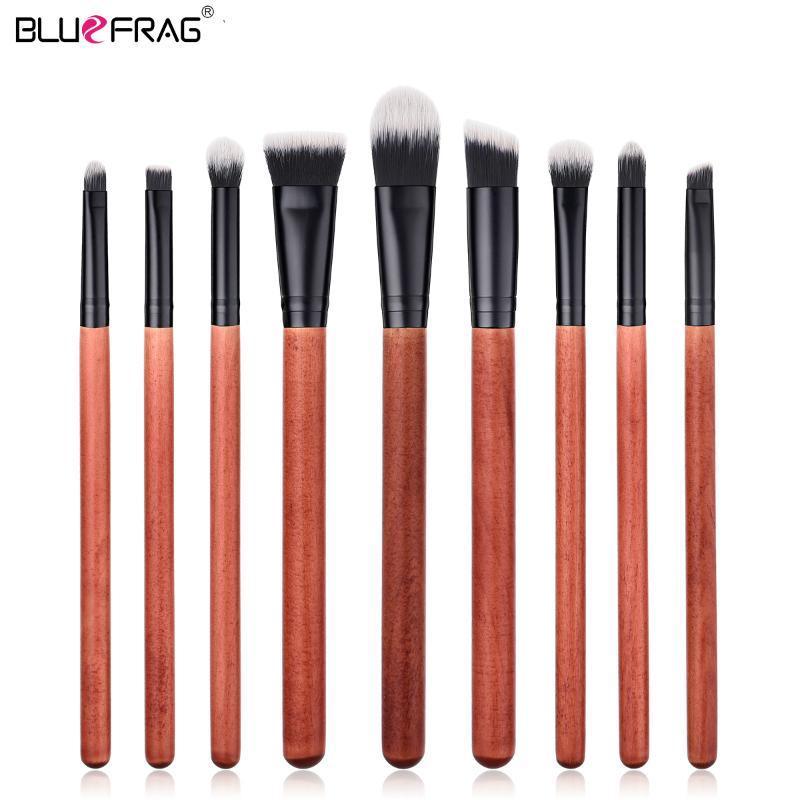 Makeup Brushes Set Sombra Foundation Pó Delineador pestana Lip Compo A Escova Cosmética Beleza nova ferramenta de escova da composição Kit Hot