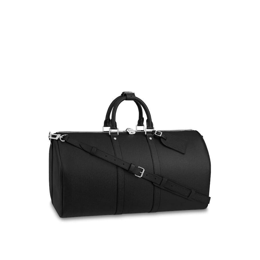 Viajes llevar todo bandoulière 60 55 50 45 diseñador para mujer para hombre Casual Duffle Bolsa de lujo del balanceo Suave Cara Equipaje Conjunto conocido de la etiqueta de la maleta