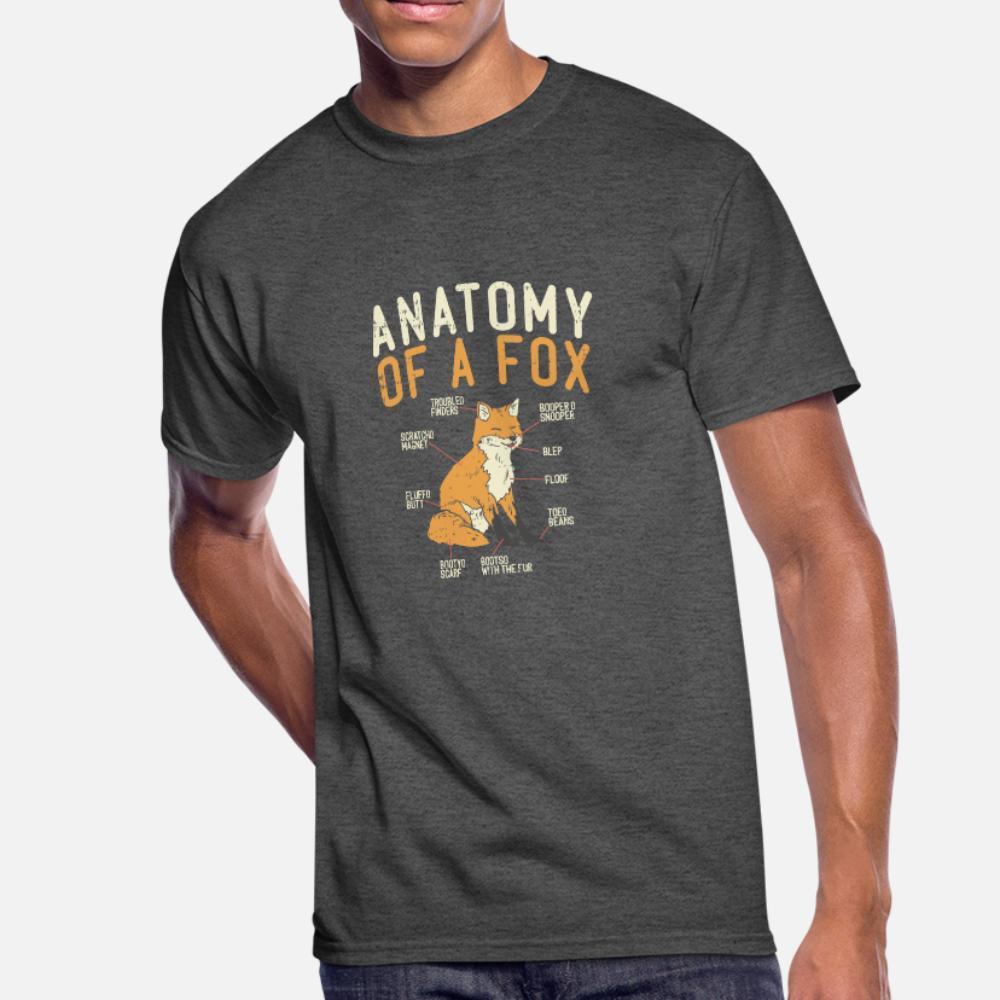 Furry Fandom Cosplay Fursuit hombres de la camiseta del color sólido anti-arrugas camisa normal auténtico verano manga corta Personalizar S-3XL