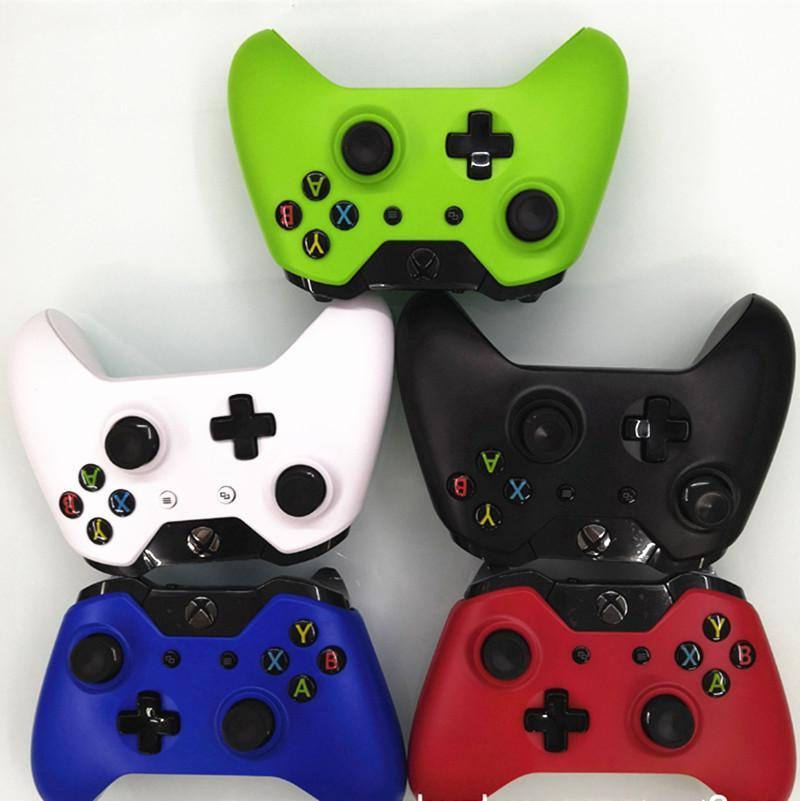 Cgjxs 6 Colors Wireless Controller Gamepad Precise Thumb Joystick Gamepad For Xbox One For Microsoft X -Box Controller Free Shipping