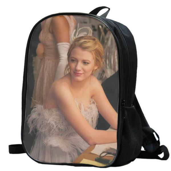 BLAKE Lively Backpack Christina Day Pack Star Girl حقيبة مدرسية Pop Packsack جودة Rucksack الرياضة المدرسية في الهواء الطلق Daypack