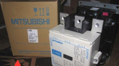 NEW IN BOX Mitsubishi AC Контактор S-N220 AC220V # OH19