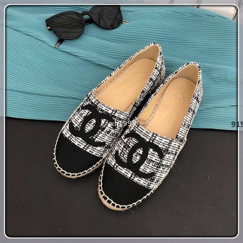 luxeconcepteur x331 Femmes Flats Espadrilles mode Marque fond épais velours ins toile de perles Suede Ladies Sexy Lazy H conduire