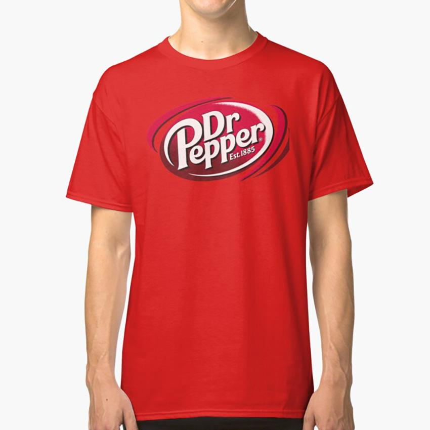 Dr Pepper T-shirt Dr Pepper Pepper Amérique Usa Texas Softdrink doux boisson