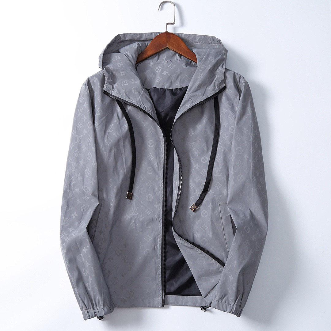 Luxury Mens giacca designer Capispalla Giacche Moda Uomo donne di alta qualità del progettista cappotti di inverno formato M-3XL