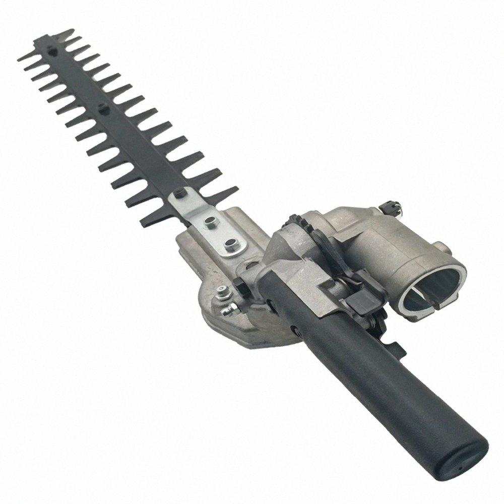 Hedge Trimmer head High Pole Brush Cutter Spare Parts Multi Grass Cutter parts Harvester mower Hedge trimmer Garden Tools tDHN#