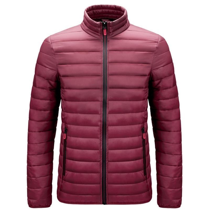 caliente del invierno por la chaqueta al aire libre venta caliente HLZBh manera de los hombres
