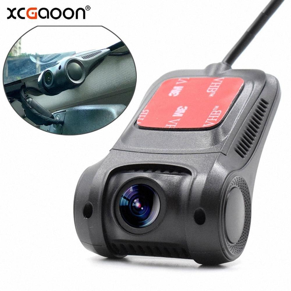 XCGaoon Car DVR With Sony IMX322 Sensor Novatek 96655 WiFi Night Vision WDR 1080P Dash Camera Video Recorder nsn2#