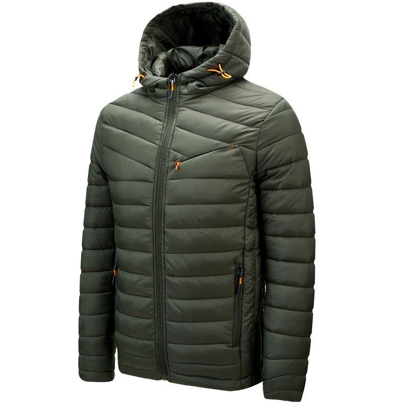 caliente del invierno abajo chaqueta al aire libre venta de la manera de los hombres N3JC