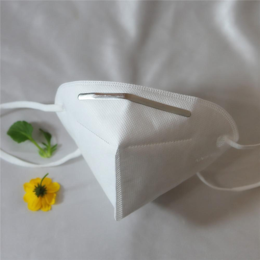 KN95 Koruyucu maske, KN95 seviyesi, beş koruma katmanı, yüze uygun, her türlü kirlilik ortamını etkili bir şekilde engelleyin