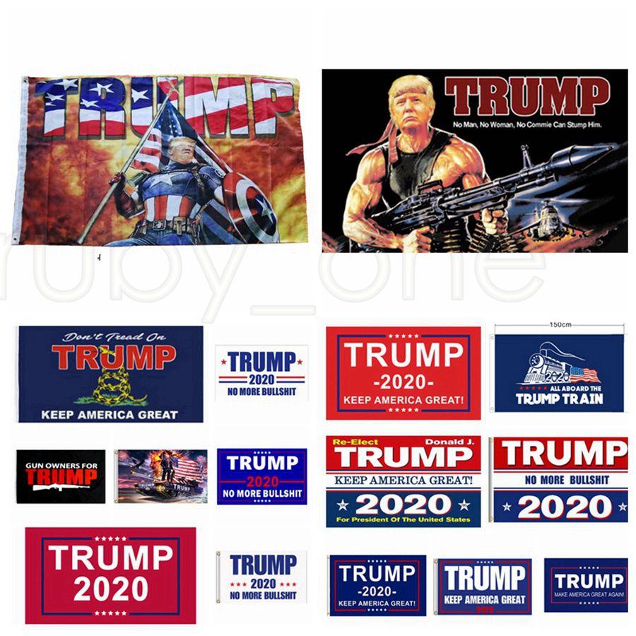 16styles Декор Баннер Trump Флаг Make America Great снова президент США Дональд Трамп Выборы Баннер Флаг Donald Флаги 150 * 90см RRA3417