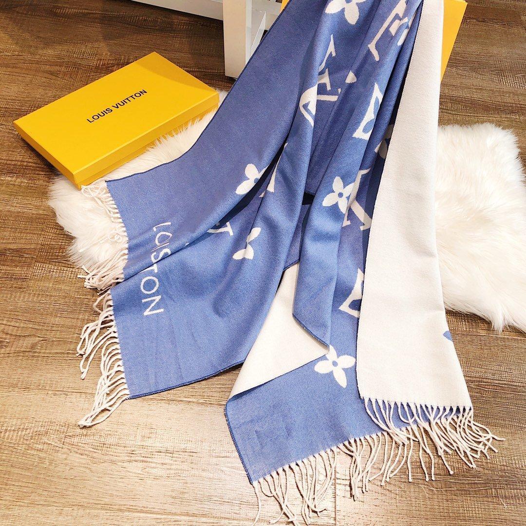 Nuovo 2020 Moda inverno unisex 100% sciarpa di cachemire per uomo e donna oversize classici scialli e sciarpe Sciarpe come preseent come un dono