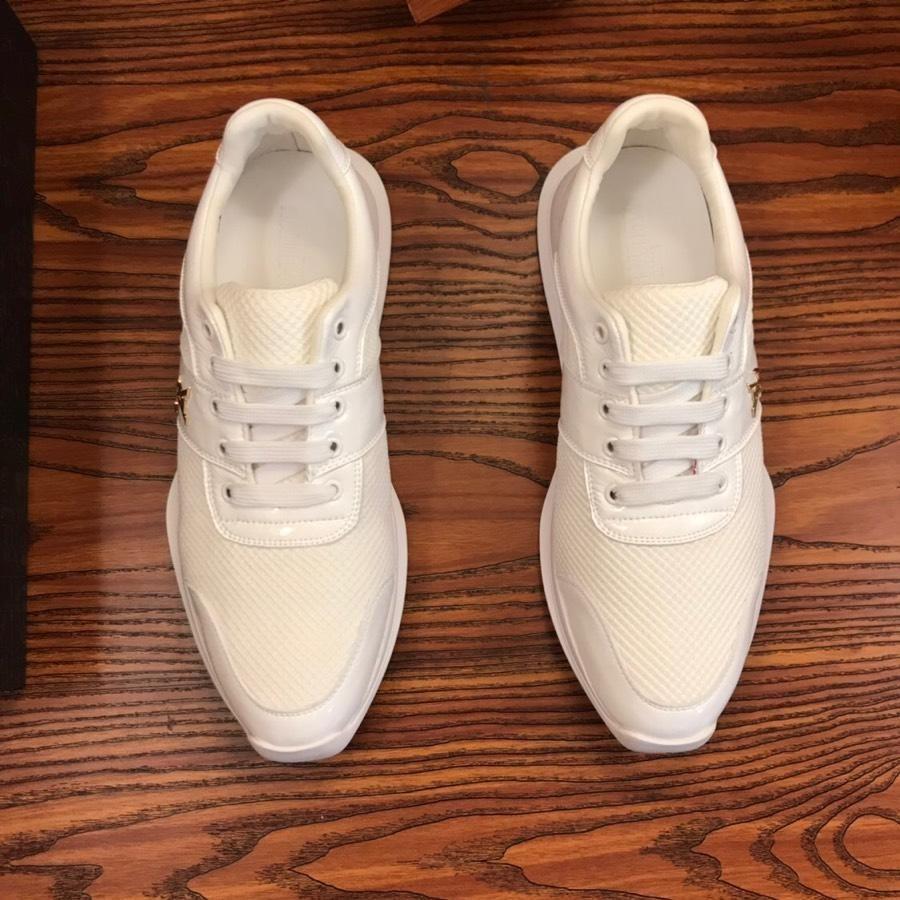 2021r Limited Edition Leder Männer; S Mode Freizeitschuhe Niedrig zu Hilfe Turnschuhe, eine ganze Reihe von Original-Schuhkarton-38 -45