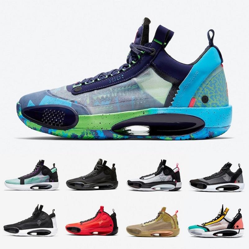 أحذية الرجال لكرة السلة الرابع والثلاثون روي Hachimura X التراث 34S الأشعة تحت الحمراء 23 حديقة حيوان نوح سنو ليوبارد القطة السوداء كرسبي رجل الرياضة أحذية رياضية EUR40-46