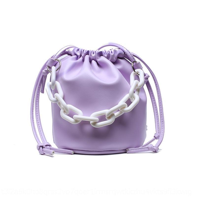 Французской ниша мини ведра пакет Почтальон packageshoulder Почтальон bag2020 Лета в западном стиле все соответствует плечу сумки битника сумка d