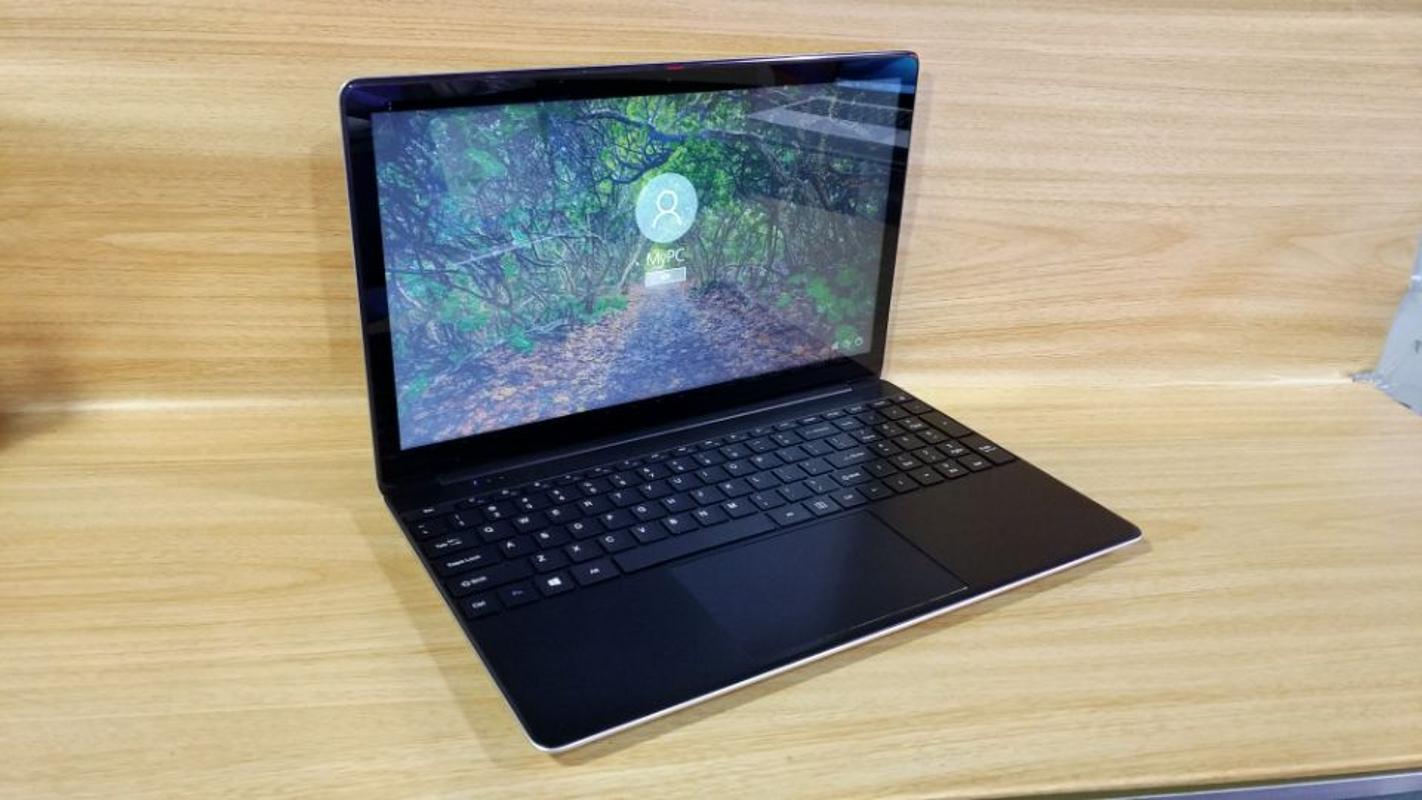 deeq русский язык бесплатно Win10 активированный 15,6-дюймовый Интел 8gb 512GB полный стекла огромный экран игровой мини-ноутбук