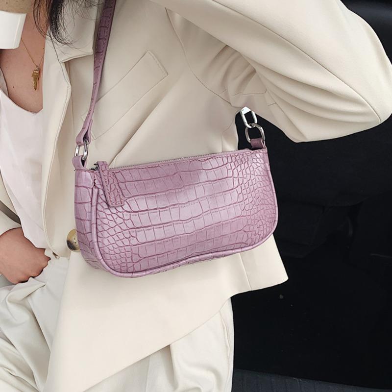 Bolsos de hombro de la moda para las mujeres 2020 empaqueta los bolsos del diseñador de las mujeres Sac principal Pequeño color caramelo Señora viaje totalizadores