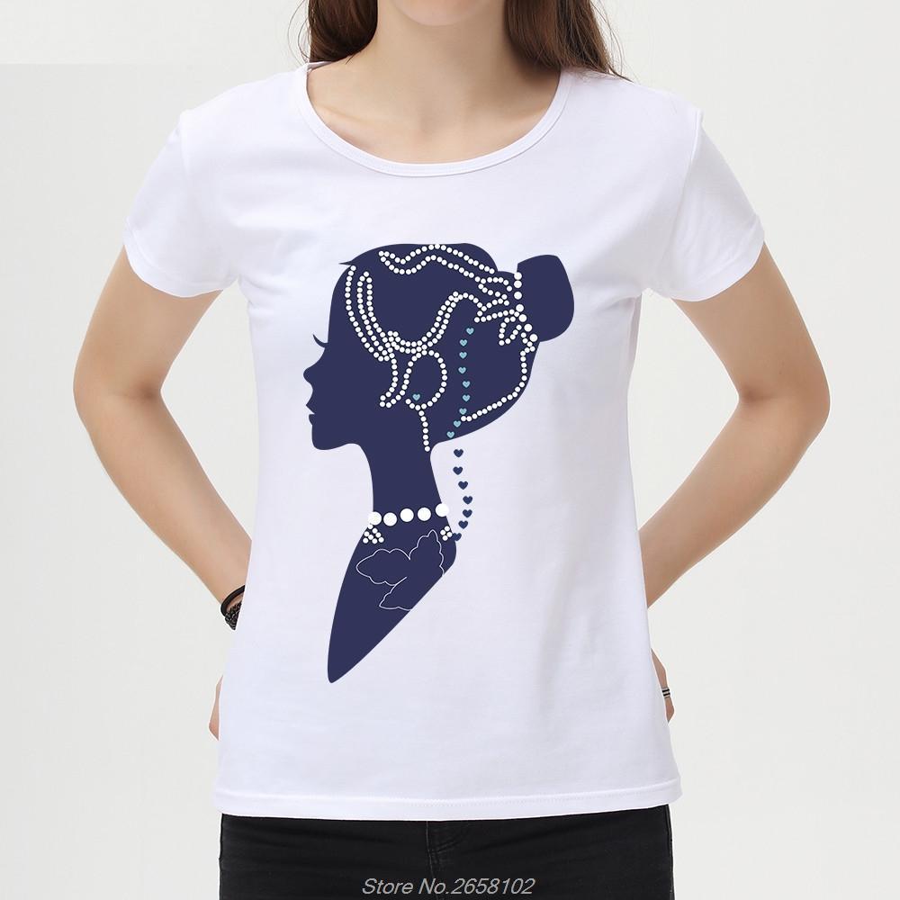 Bella Ragazza Printed T shirt manica corta maglietta della novità camice casuali ragazze supera la maglietta Harajuku Streetwear Tees