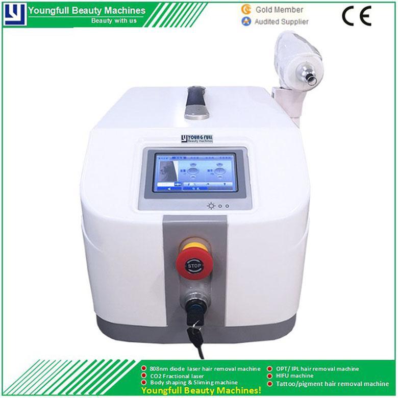 ND multifonctions. YAG laser détatouage carbone thérapie machine acné hyperpigmentation spot suppression Soins de la peau au laser Équipement