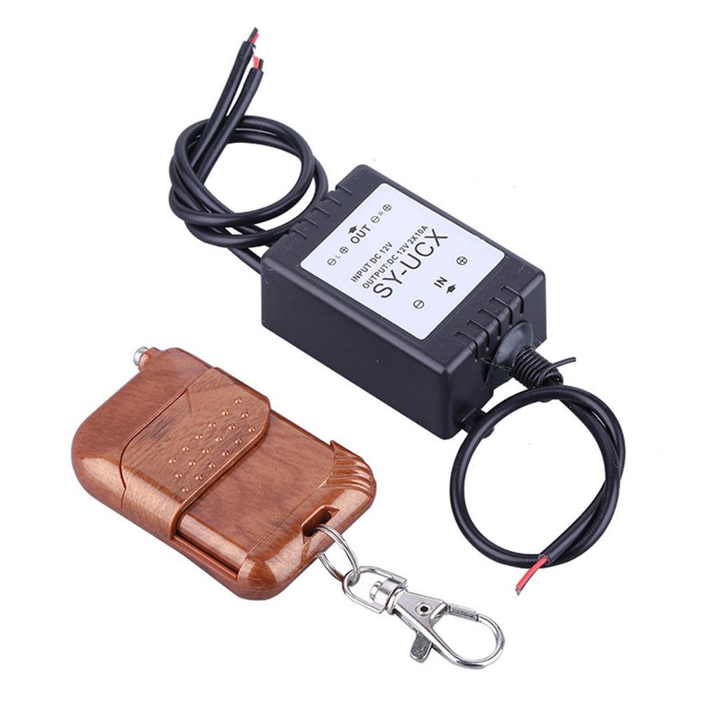 PVC Led 16 Modları Kablosuz Açık Kapalı Mini Araç Aksesuarları Strobe Flaş Kontrolörü