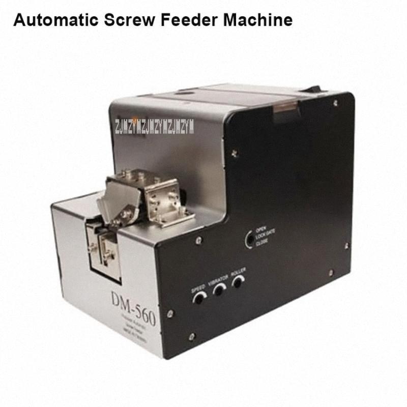 DM-560 220V automatique Vis chargeur automatique Convoyeur à vis Arrangement machine DM-560 1,0 à 5,0 mm 5jLe #