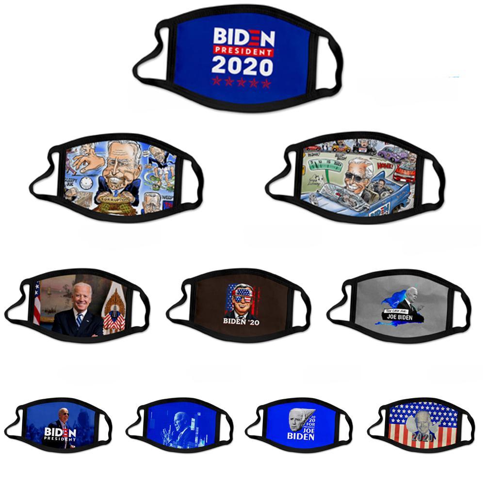Donald Trump Biden maschera di protezione 2020 accessori per la casa US Election rendere l'America Great Again Mask Biden Stampa antipolvere Maschere