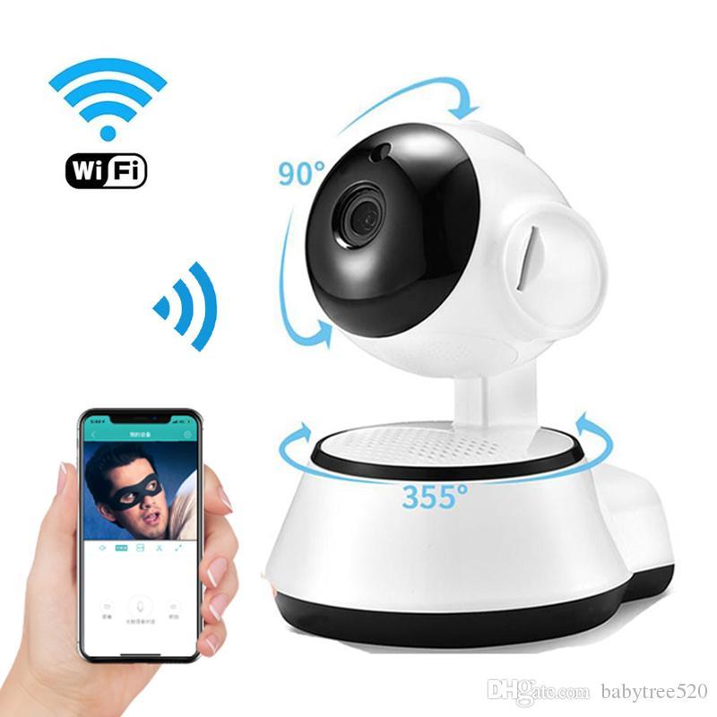 الصفحة الرئيسية الأمن كاميرا IP لاسلكية واي فاي كاميرا الذكية WI-FI سجل الصوت مراقبة الطفل مراقبة HD البسيطة كاميرا CCTV iCSee