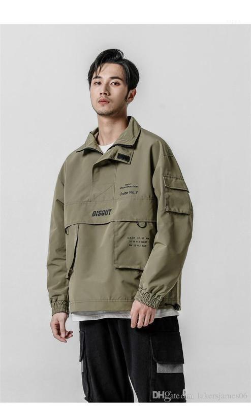 Diseñador de Nueva capa ocasional de soporte con capucha de cuello del color sólido de la manga larga de Moda Escudo Homme para hombre primavera