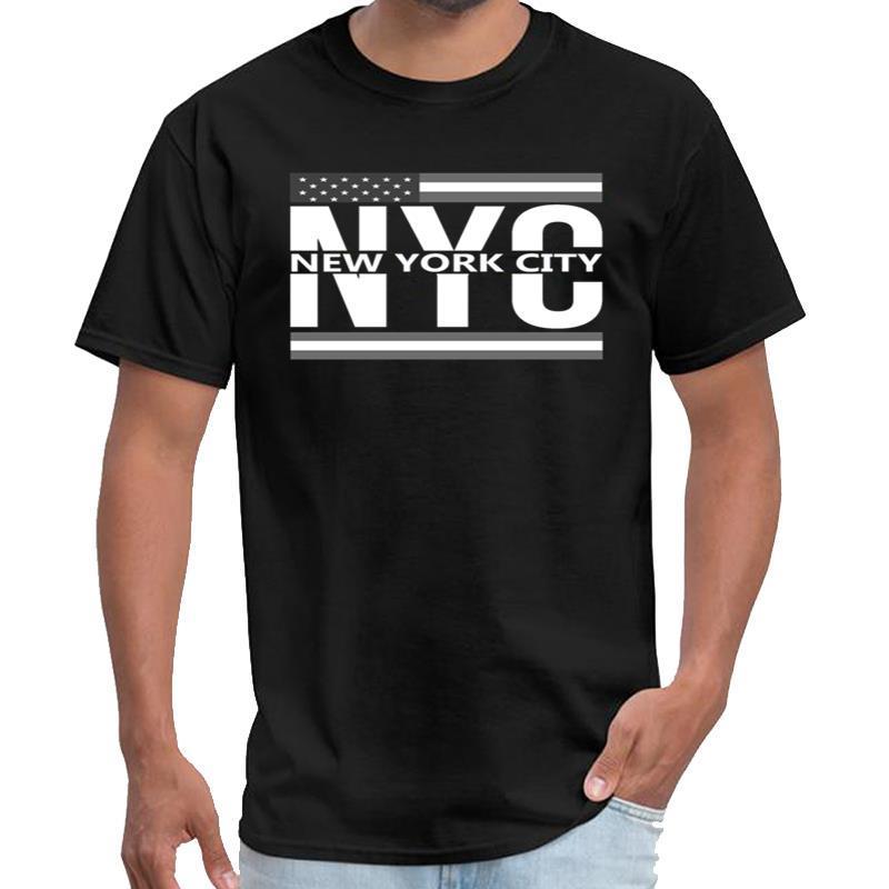 Impression de New York hommes de T-shirt homme femme vipkid t-shirt tenue s-5XL