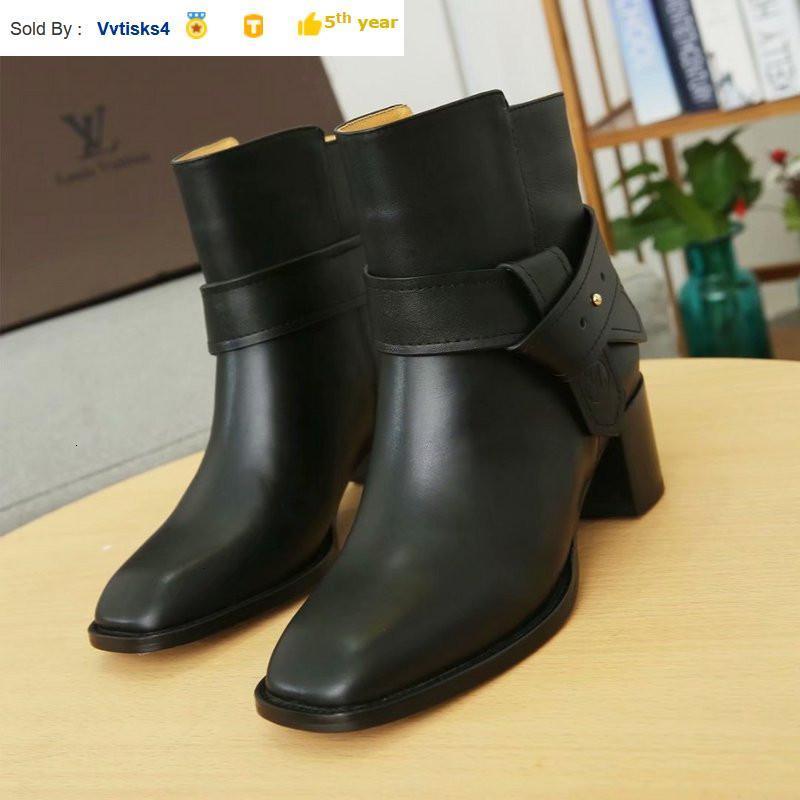 9856 квадратных ботильоны езда дождь загрузки BOOTS пинетки кеды платье обувь