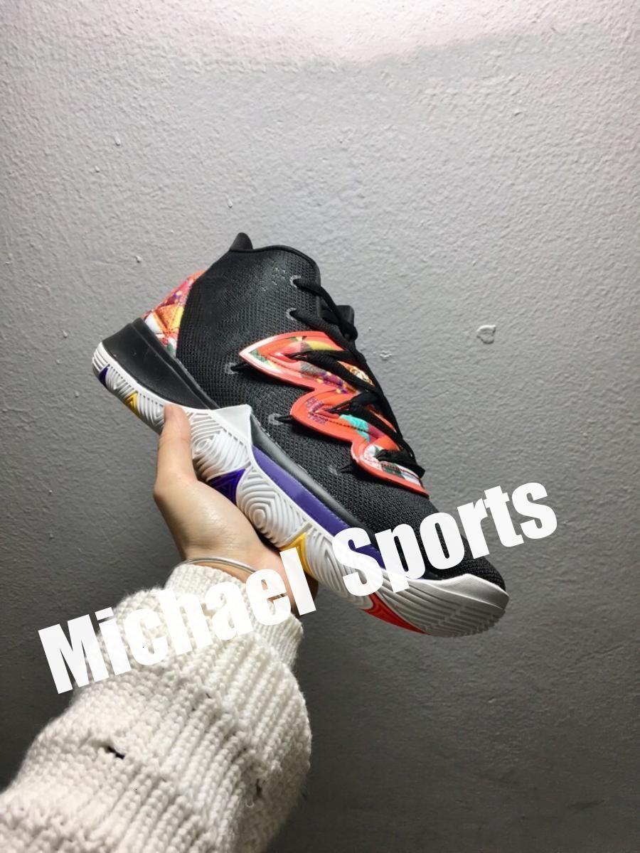 formateurs nouvelles chaussures hommes de basket-ball hommes de 2019 5 5s version avancée avec la boîte