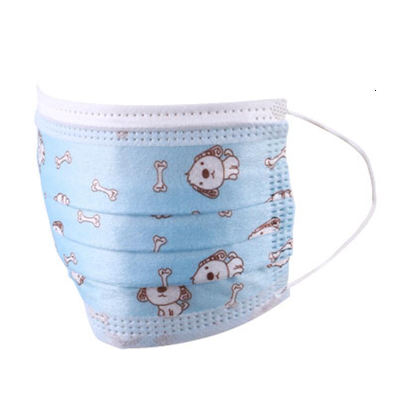 El envío libre, 50 paquetes de desechables de tres capas de soplado en fusión transpirable de protección a prueba de polvo masks82MD
