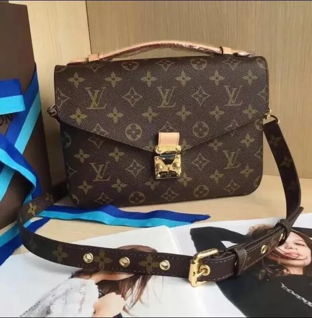 2020 new high quality leather Designers women's handbag pochette Metis shoulder bags crossbody bags messenger bag M40780