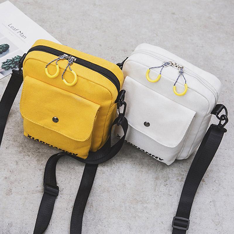 Melhor Venda de alta qualidade tela impressões amarelas sacos de ombro estilo coreano Estudantes Travel Bag Girls School Bag Laptop Mochila