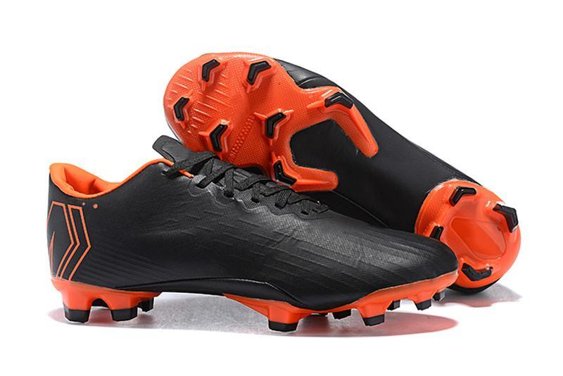boys football cleats orange