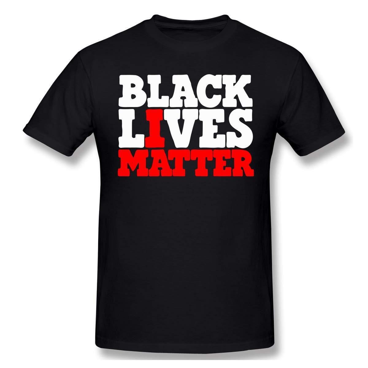I Cant Breathe New T-shirt pour hommes / Femmes 2020 Égalité Luttes Vêtements Motif mode des nouveaux hommes T-shirts Top Lives Noir Matter DHL