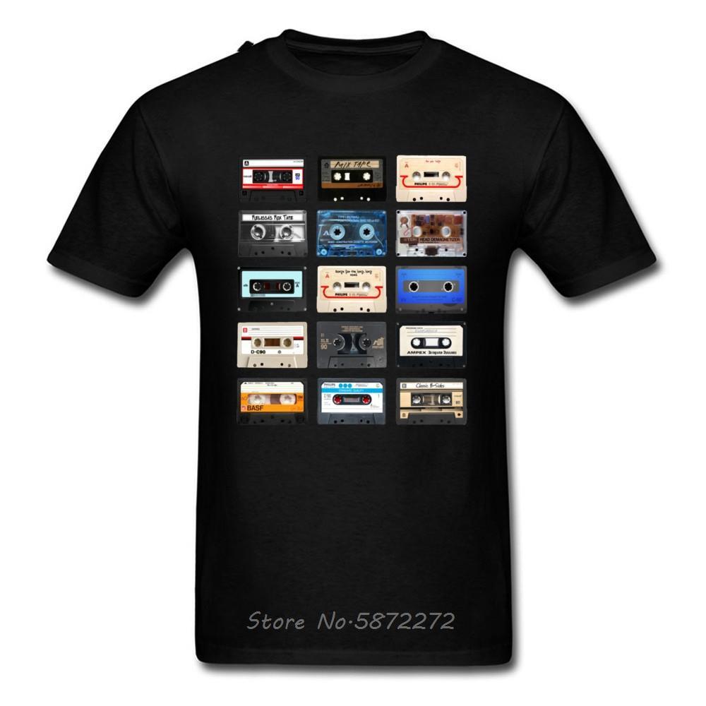 Look At Me ! Xxxtentacion Tshirt Classic Vintage Cassette Youth Orange T Shirt Men Hip Hop Magnetic Tape Music T-Shirt Cotton