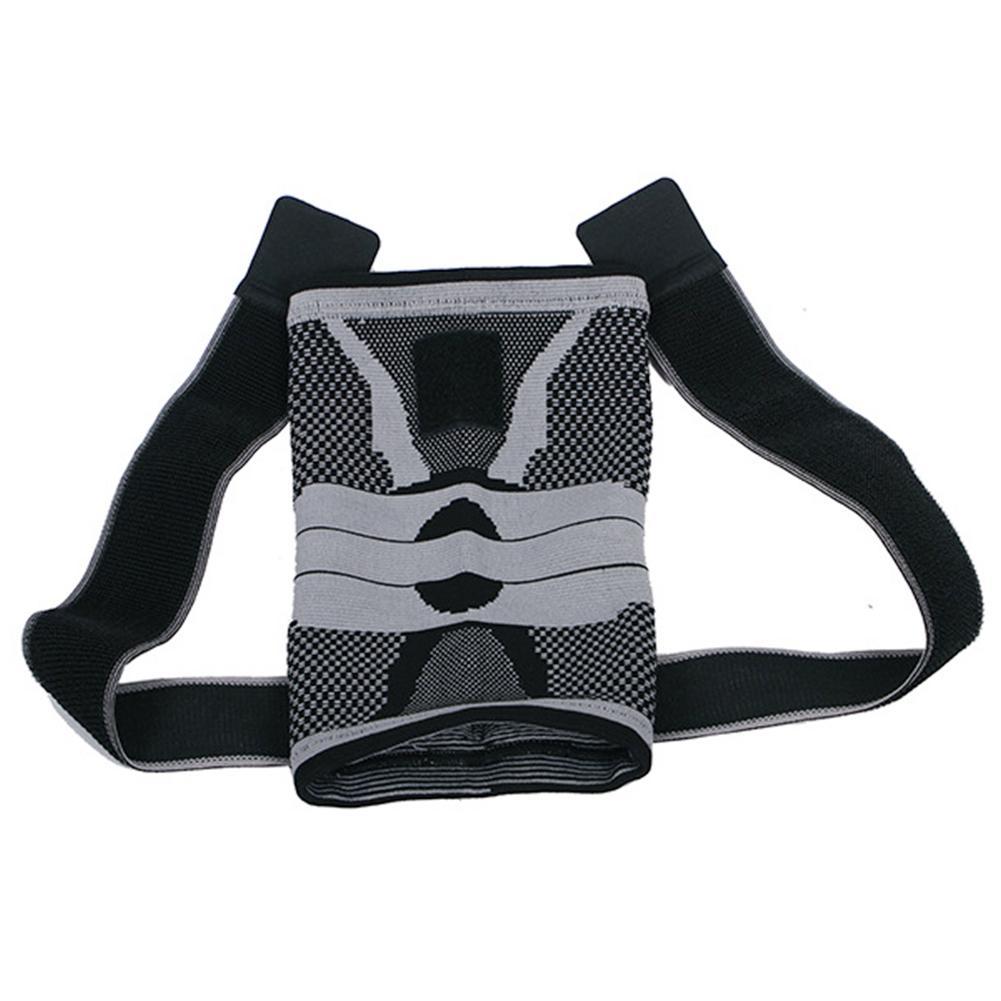 Einstellbare Breathable Nylon Protektoren Outdoor Sports Elastische Kniebandage