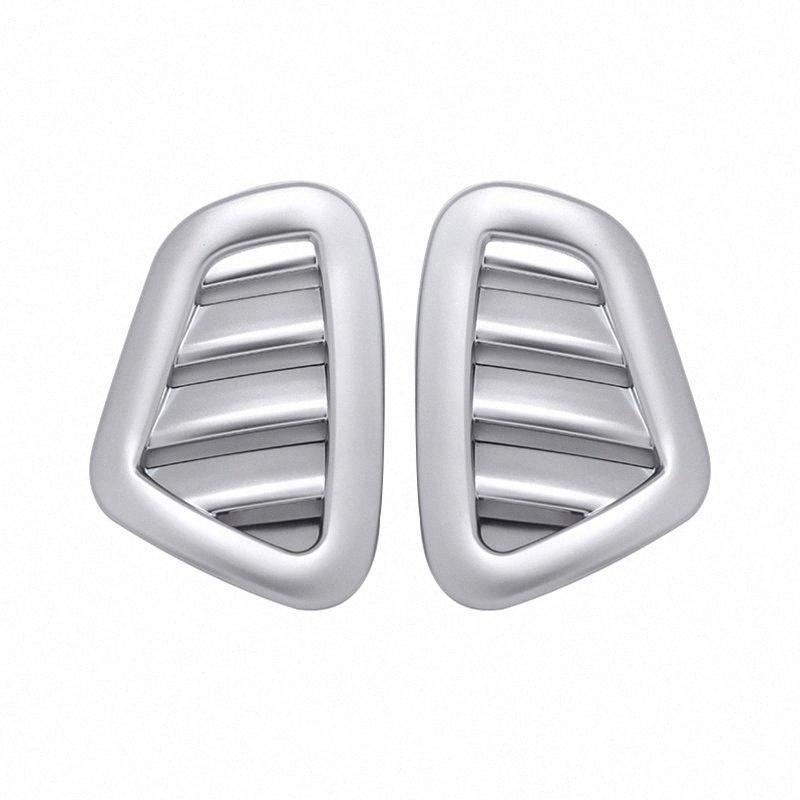 car air vent cover chrome voiture air vent cover Trim car decorative car styling accessories For Mercedes Benz E-Class W213 2016 Zs4r#