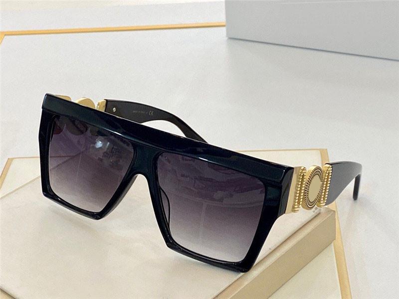 New Fashion Design Sunglasses 4396 Classic Square Frame Simple Popular Vendite in stile Top Quality UV400 Occhiali protettivi