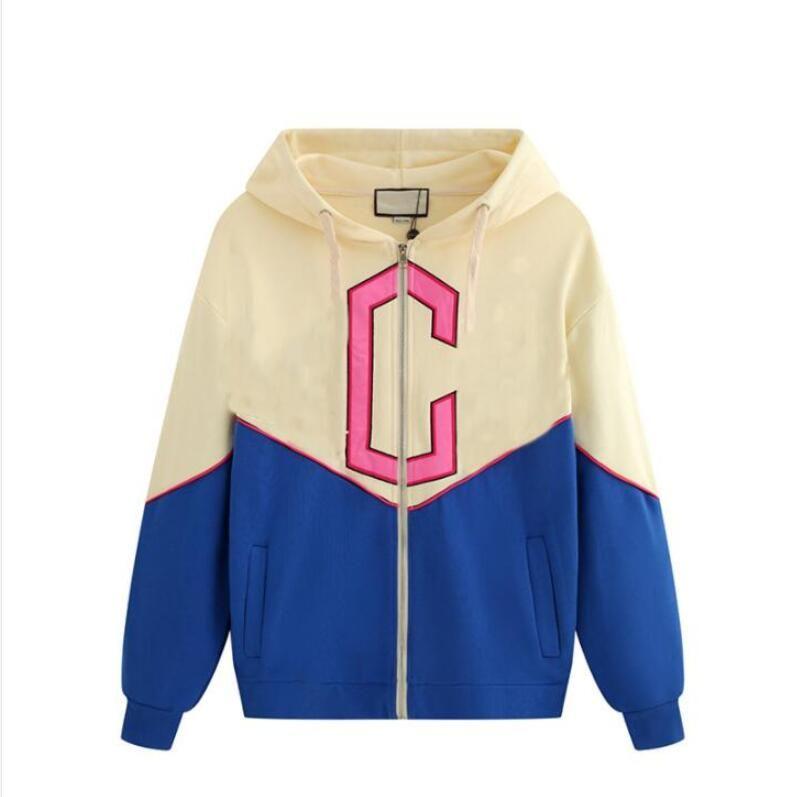 Мужские свитера Толстовка Новых толстовки для одежды Мужчину Толстовка Повседневных контрастного цвета женщин с буквой М-2XL Free