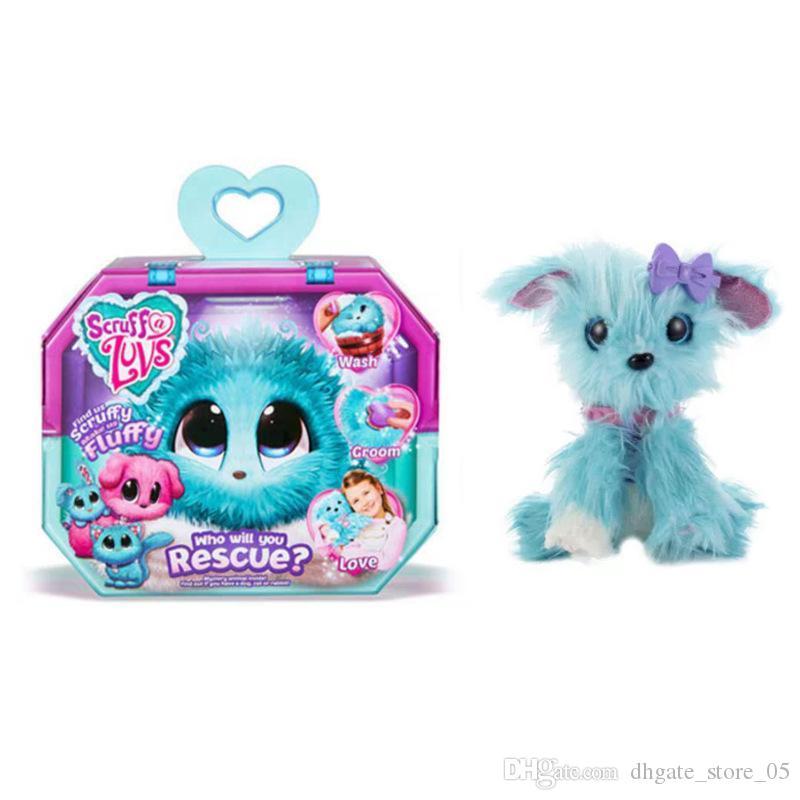 poupées en peluche jouets Surprise douche animaux jouets en peluche pour les enfants 2020 vente don de l'enfant