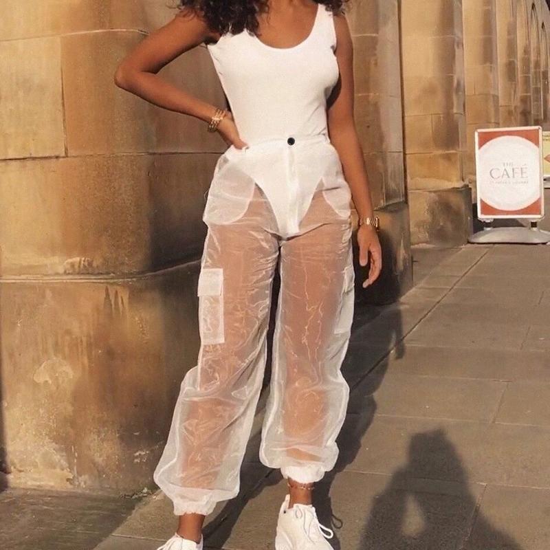 2020 pantalones 2020 nuevas llegadas del acoplamiento atractivo de la perspectiva para las mujeres de moda flojo partido de las mujeres delgada del vestido del verano caliente De Lorsoul, $ 28.34 | DHG 7HF2 #