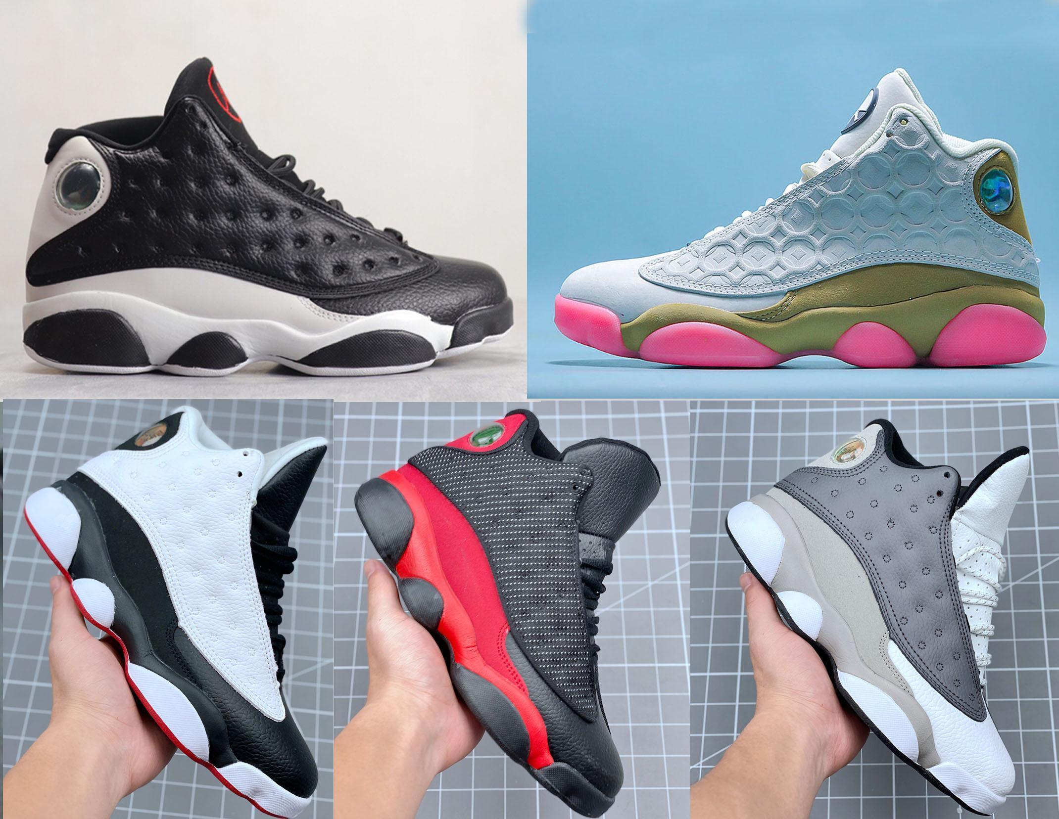 2020 Air мужской баскетбольной обуви 13s Он доигрались Concord 45 23 Ray PE 13 низкий Разводят мужчин Sports Snead joo8272