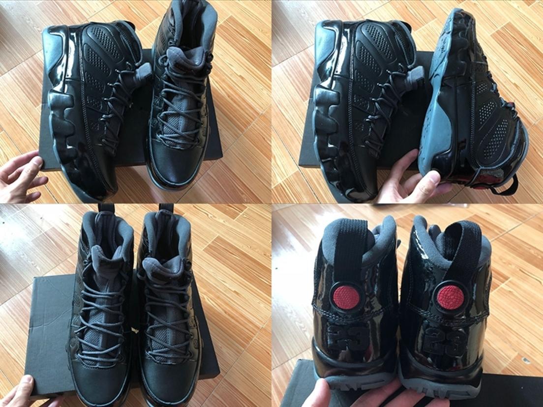 С Box Мужские и женщин Баскетбол обувь кроссовки 9S Space Jam Бред Высокая спортивная обувь для мужчин легкоатлетических тренеров Pink Black