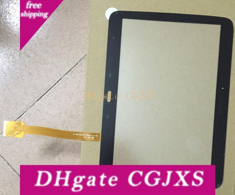 P5200 de la tableta de la pantalla táctil del panel del vidrio de reemplazo para la lengüeta 2 3 10 0.1 P5100 P5110 P5113 P5200 N8000 Mini 20 piezas
