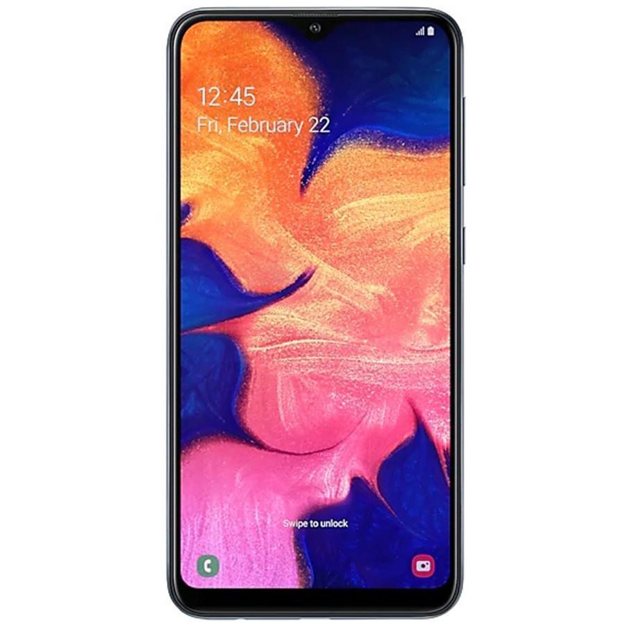 Recuperado Original Samsung Galaxy A10 A105F / DS 6.2 polegadas Dual SIM Octa Núcleo 2GB RAM 32GB ROM 13MP inteligente Android Phone Livre DHL