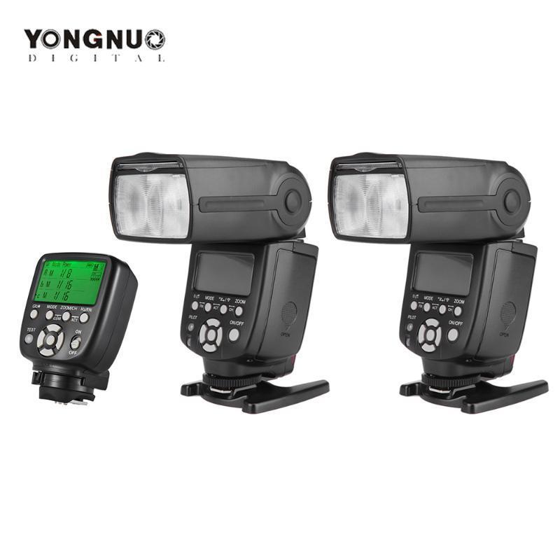 YONGNUO YN560 YN560 IV IV 560IV 2.4G Wireless Flash Speedlite con Radio modalità Master per 6D 7D 60D 70D