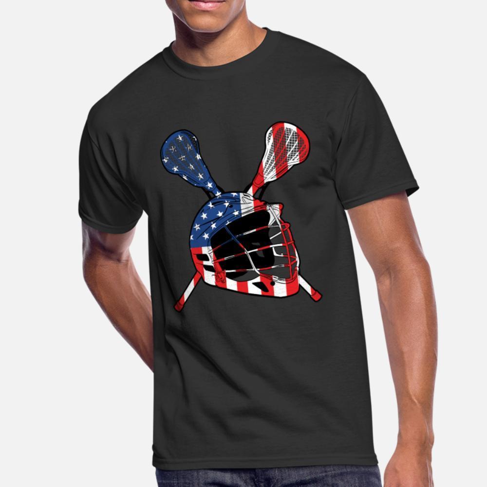 A Sports Tee Para Sporty-lo uma camisa Ilustração t homens impressão de algodão gola Unisex Sunlight camisa cómico Primavera normal